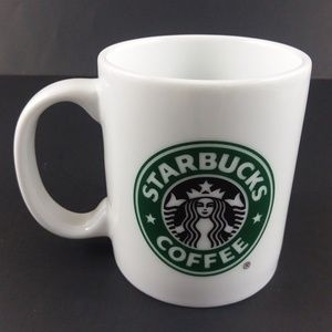 Starbucks Coffee 9 oz cup